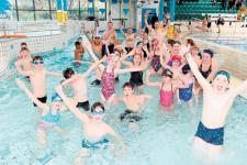 In pictures: £30,000 expected to be raised after 32nd Swimarathon