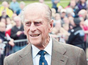 Plans for the funeral service of Prince Philip today