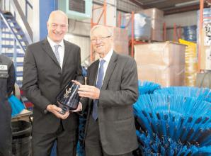 Informing Business: Wooburn Green manufacturing firm wins Queen's Award for Enterprise