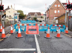 Datchet High Street to close for a week for water mains repairs