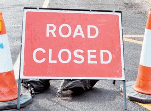 Datchet road closure extended until next month