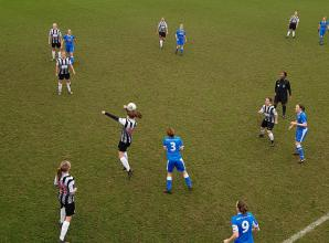 Larks soar above Maidenhead United Women after closely contested clash at Holloways Park