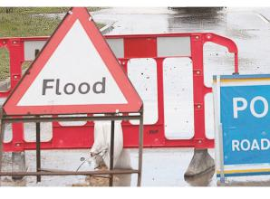 'Immediate action required' as flood warning issued for Colnbrook