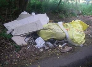 Slough man jailed for fly-tipping