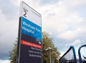 COVID latest: Number of patients in hospital beds down by a third
