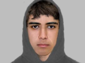 Police release e-fit image in connection with bicycle robbery