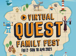 SPONSORED: Get creative with Norden Farm's Quest Family Fest this school holiday