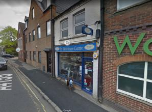 Former vets surgery in Marlow could become a butchers
