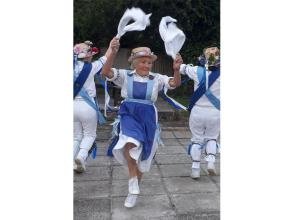 Tributes paid to 'happy and smiling' Hurst Morris dancer