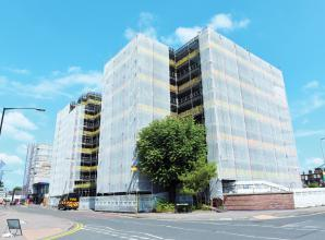 Fire safety costs spiral to £17.8million at Slough's Nova House