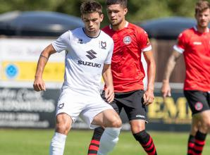 Kane's ready and able to impress for Maidenhead United
