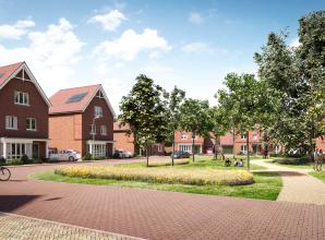 Taylor Wimpey submits application for 230 homes on Heatherwood Hospital site