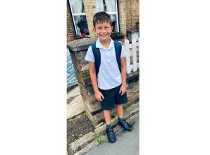 Burnham nine-year-old fundraises for friends cousin who is undergoing treatment for brain tumour