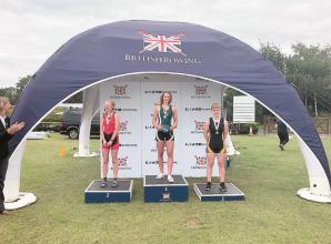 Maidenhead RC rowers return from British Junior Championships with three gold medals