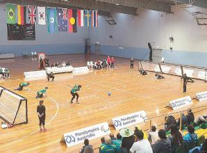 Hidrej scores first international goal as Great Britain u19s claim bronze in World Youth Goalball championships