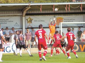 Maidenhead United extend Ashby-Hammond's loan move from Fulham