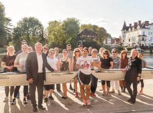 Maidenhead Rowing Club purchases two new swift touring quads to introduce beginners to rowing