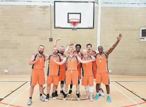 Maidenhead Royals basketball team secures first trophy in the club's history