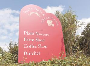 Hare hatch Sheeplands owner responds to council conduct report