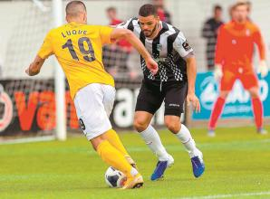 Ex-Slough Town boy Dobson nets from the spot as Daggers blunt Maidenhead United at York Road