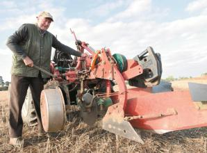 Annual Ploughing Match & Dog Show returns at the end of the month
