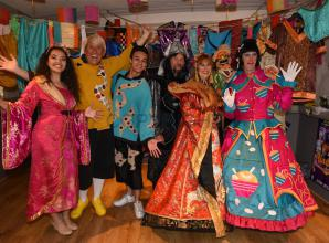REVIEW: Aladdin at Theatre Royal Windsor
