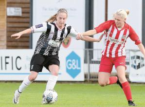 Match report: Maidenhead United Women bow out of FA Cup after defeat to Bowers and Pitsea Ladies