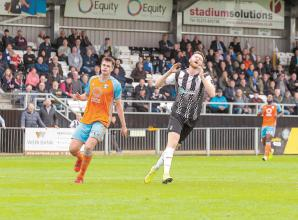 Highlights: Maidenhead United boss Devonshire admits players have 'lost their zip' after defeat to Halifax Town