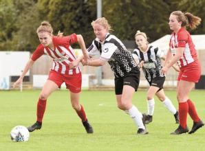 Joint manager Marsh admits Maidenhead United Women have a lot to work on following FA Cup exit