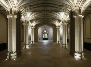Windsor Castle opens George IV Inner Hall for the first time in 150 years
