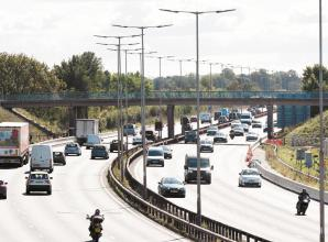 M4 closures between junctions 6 to 8/9 from November 15-18