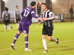 Highlights: Red card frustration for Maidenhead United as they crash out of FA Cup to League One Rotherham United