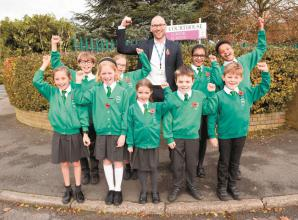 Courthouse Junior School regains 'Good' Ofsted rating