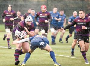 Hat-trick hero Cole says Maidenhead RFC had old scores to settle against Weston-super-Mare