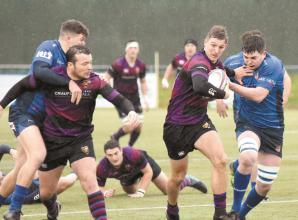 Berry believes Maidenhead RFC came close to '100 per cent performance' against Weston-super Mare RFC