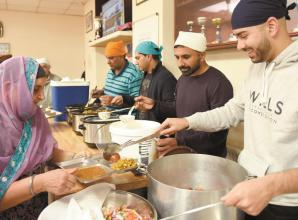 Sikh faith founder's 550th birthday celebrated in Maidenhead