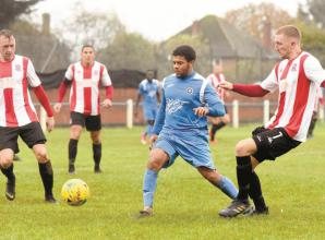 Bartley hoping last-gasp goal will give Marlow FC momentum heading into crucial double header
