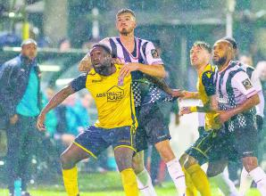 Upward says Maidenhead United are focused on chasing down the sides above them after Saturday's win at Solihull Moors