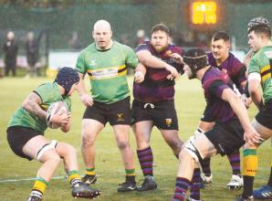 Prince admits Maidenhead RFC were drawn into a dog fight in 24-12 win over derby rivals Bracknell RFC