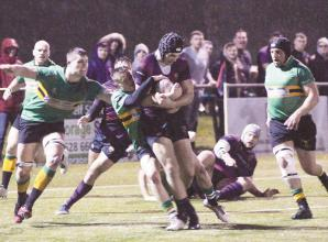 Mobbs-Smith hopes to keep Maidenhead RFCcrowd on side with impressive victories and exciting performances