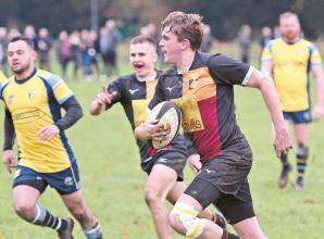 Pattinsonsays Windsor RFC'splayers must trust in their ability to start climbing table