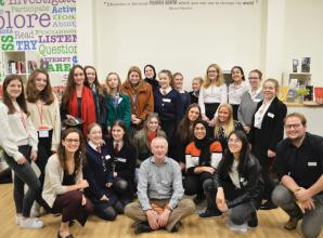 Cumberland Lodge hosts educational afternoon for sixth-form students