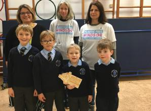 Queen Anne First School awarded Plastic Free Status from Surfers Against Sewage
