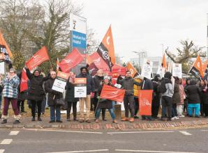 Further strikes announced at Wexham Park and Heatherwood hospitals