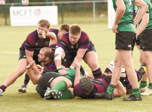 Parrott says Maidenhead RFC have learnt how to win matches in a variety of ways