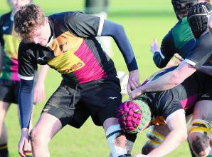 Royals must be up for a scrappy affair, says Windsor RFC head coach Jack Pattinson