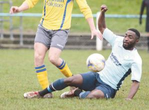 Marlow United's top four hopes blown off course by 5-1 defeat to Milton United