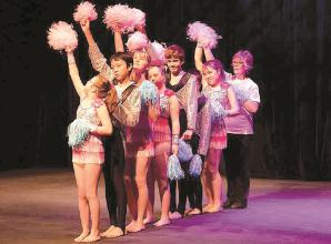 'Incredible effort' at annual Norden Farm dance show