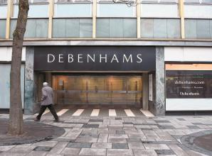 Debenhams closes after more than 30 years trading in Slough High Street