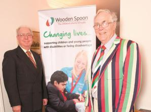 Wooden Spoon donation paves way for disability aid